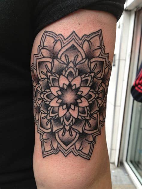 mystical mandala tattoo designs meanings