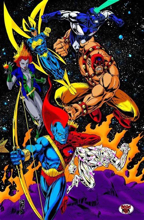 The Original Guardians Of The Galaxy  Yondu, Nikki