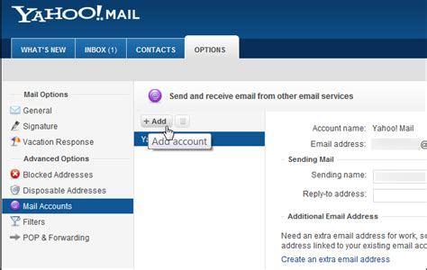 aol mail android settings yahoo mail plus imap settings android