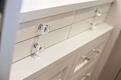 brushed nickel cabinet knobs square finishing