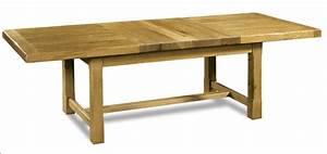 Table En Chene Massif Avec Rallonges : tables de s jour en bois massif de meublaffairmeubles rochefort ~ Teatrodelosmanantiales.com Idées de Décoration