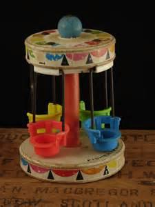 Vintage Fisher-Price Ride Toys
