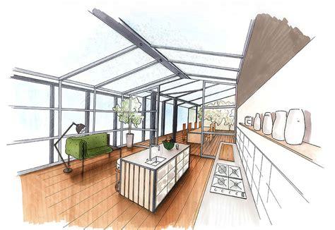 Dessin D Interieur De Maison Dessin Architecture Interieur Ll57 Jornalagora
