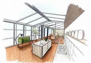 Dessin Intérieur Maison : charmant dessin architecte d interieur 3 apprendre a dessiner l interieur d une maison ~ Preciouscoupons.com Idées de Décoration