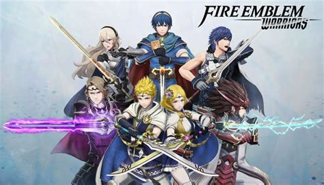 buy fire emblem warriors   humble store