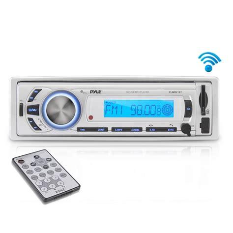 pyle plmr21bt marine and waterproof headunits stereo receivers