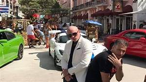 Pitbull shoots video in SoBe for new song 'Hey Mama ...