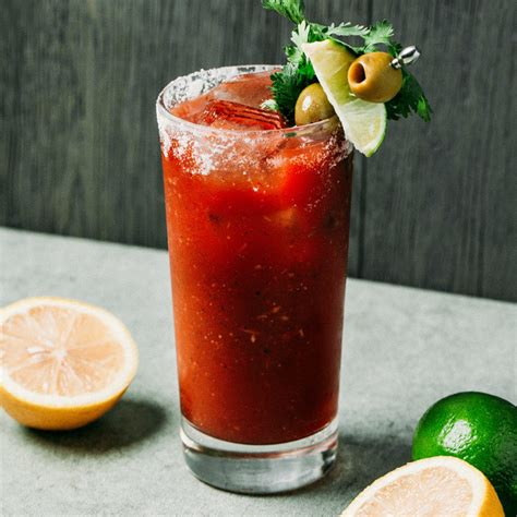 bloody drink the only bloody mary recipe you need