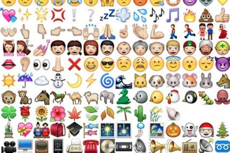 250 Brand New Emoji Are About To Be Added To Your Phone's