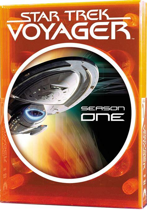 star trek voyager season  television series review