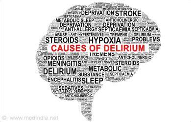 delirium types  symptoms signs diagnosis