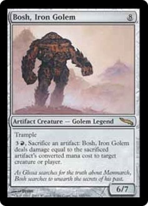 Mtg Artifact Golem Deck by Card Search Search Quot Mirrodin Quot Gatherer Magic The