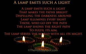 Diwali poems and poetry for Lamp light poem