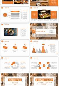 awesome ppt template for food and beverage industry for With free powerpoint templates food and beverage