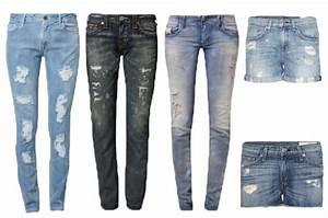Zerissene Jeans Das It Piece Fr Diesen Sommer AJOUREde