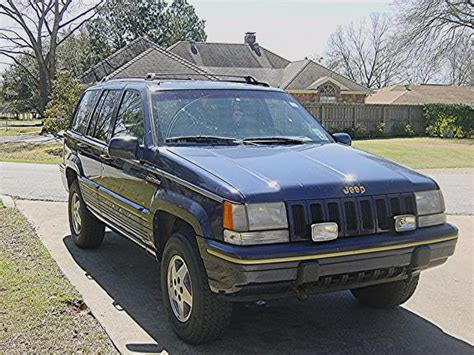 navy blue jeep grand cherokee sexy4x4gurl 1993 jeep grand cherokee specs photos