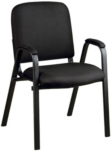office starstc3080 stack chair with casters and arms