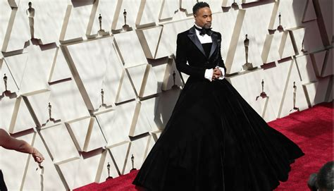 Billy Porter Oscars Tuxedo Gown Was Tribute Puerto