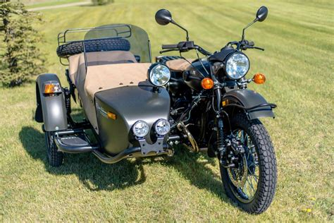 Ural Gear Up Image by 2017 Ural Gear Up Sportsman Sold