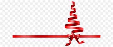 christmas tree ribbon png