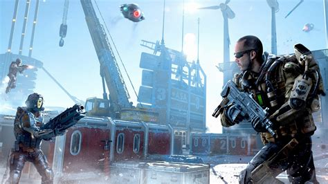 Call Of Duty Advanced Warfare Game Wallpapers Hd