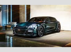 2018 Porsche Panamera By Techart Review Top Speed