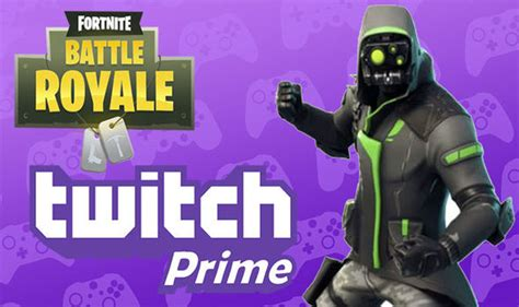 fortnite twitch prime pack  release date news  skin