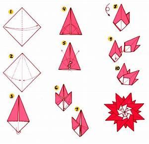 Faire Des Origami : mon soleil en origami ~ Nature-et-papiers.com Idées de Décoration