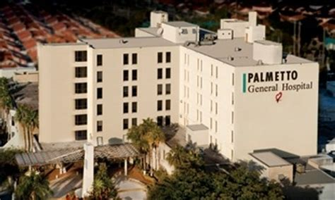 palmetto general hospital tenet florida physician services