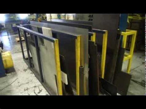 sized sheet metal  racks  govliquidationcom youtube