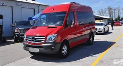 Sprinter Mercedes Benz Vans 4x4 Van Daily