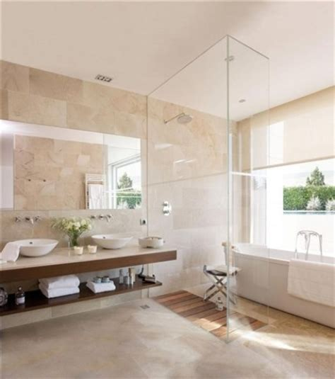 Neutral Bathroom Decor by 30 Calm And Beautiful Neutral Bathroom Designs Digsdigs