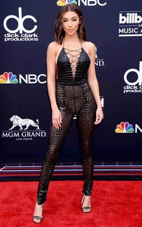 Red Carpet - Chantel Jeffries at 2018 Billboard Music ...