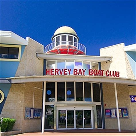 Hervey Bay Boat Club Annual Report about 187 hervey bay boat club