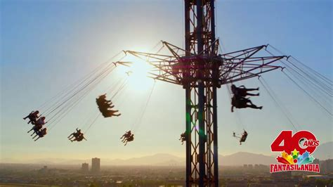 Desde entonces, cada año el sacerdote y el agrónomo vuelven a juntarse para inaugurar las nuevas atracciones del parque. Nuevo juego FlyOver - Fantasilandia 2018 - YouTube