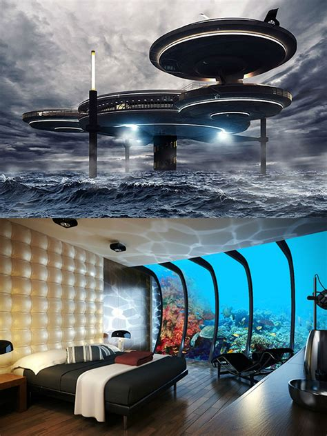 the 13 best underwater hotels in the world hiconsumption