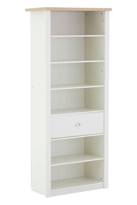 Small Single Shelf by 47 Slim Bookcase White White Bookcase With Doors