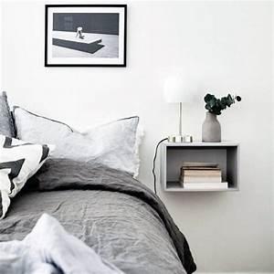 Schlafzimmer Design Grau : top 60 besten grau schlafzimmer ideen neutral interieur deutsch style ~ Markanthonyermac.com Haus und Dekorationen