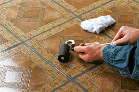 how to replace kitchen floor how to repair vinyl flooring a diy guide to fixing 7347