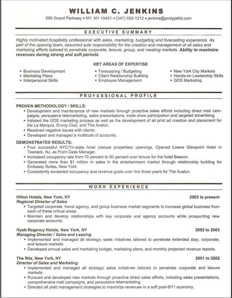 customer account executive resume sales insurance sales