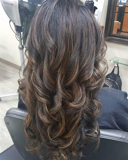 Hair Layered Hairstyles Highlights Haircuts Haircut Smart