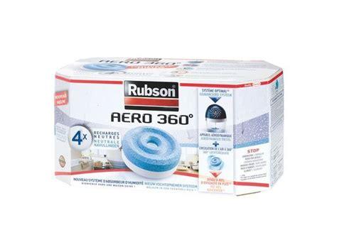 recharge aero 360 176 pour absorbeur d humidit 233 rubson boite de 4 contact maxiburo