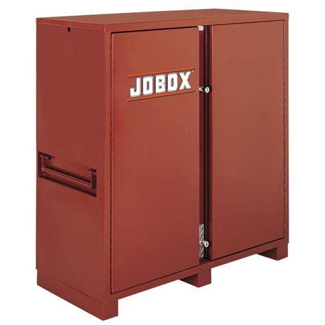 2 door cabinet with shelves jobox heavy duty 60 in 2 door extra deep storage cabinet