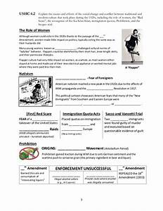 Standard 6 Review Guide  Sc Us History Eoc