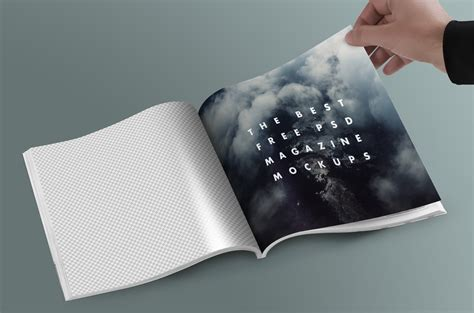 World's best curated collection of mockups for designers. The Best 15+ FREE PSD Magazine Mockups | Hipsthetic