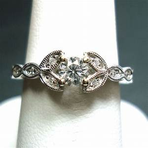 round diamond vintage engagement rings hd round cut With antique diamond wedding ring