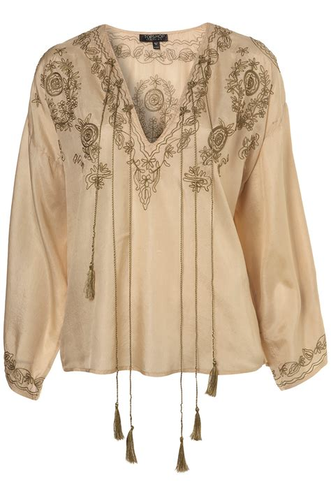bohemian blouses bohemian expedition snake valley thetrendery