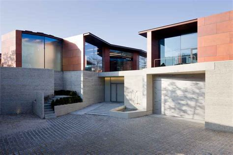 house south korean residence  architect