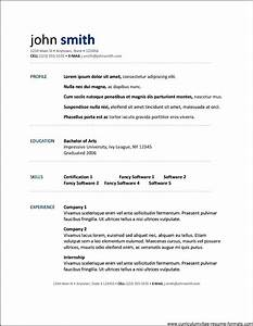 free resume template for openoffice free samples With free office resume templates