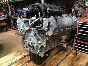 Ford Mustang Engine - Ford Mustang V8 Engine